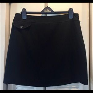 Banana Republic Mini Skirt Sz 12